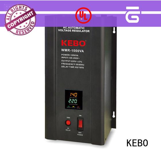 KEBO idr servo voltage stabiliser customized for laboratory