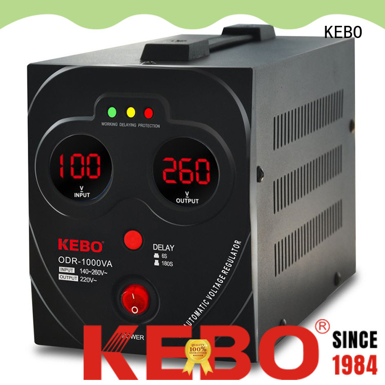 KEBO all electric stabilizer series for compressors