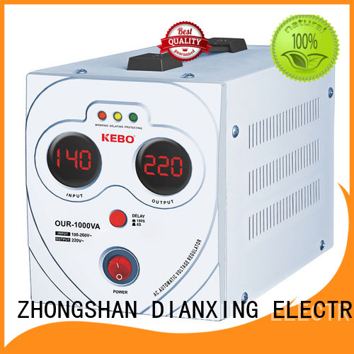 single transformer system voltage stabilizer for home KEBO Brand