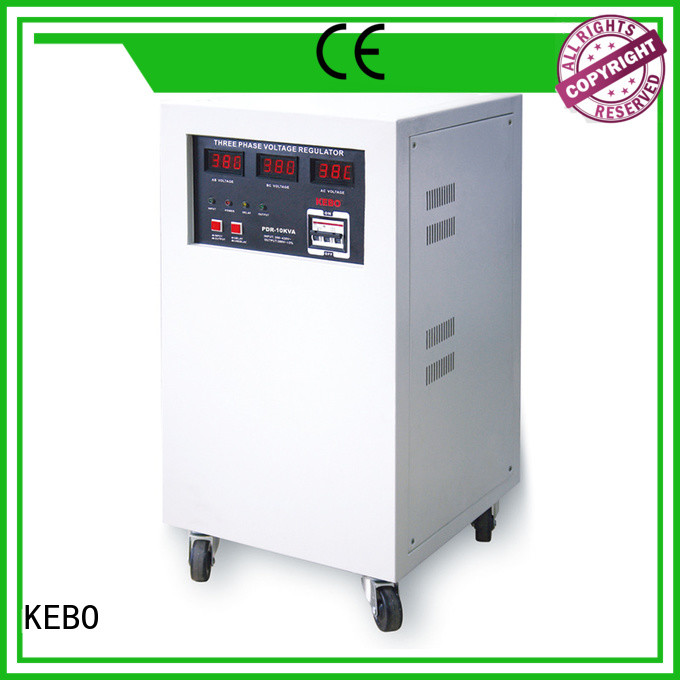 safety 5kva automatic voltage stabilizer 3phase company for industry