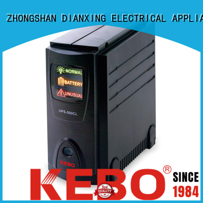 KEBO professional ups for home customized for indoor