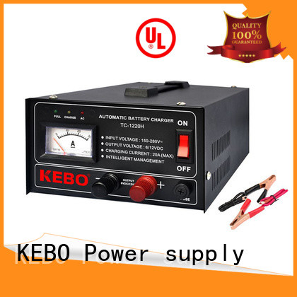 KEBO price smart battery charger customized for industry