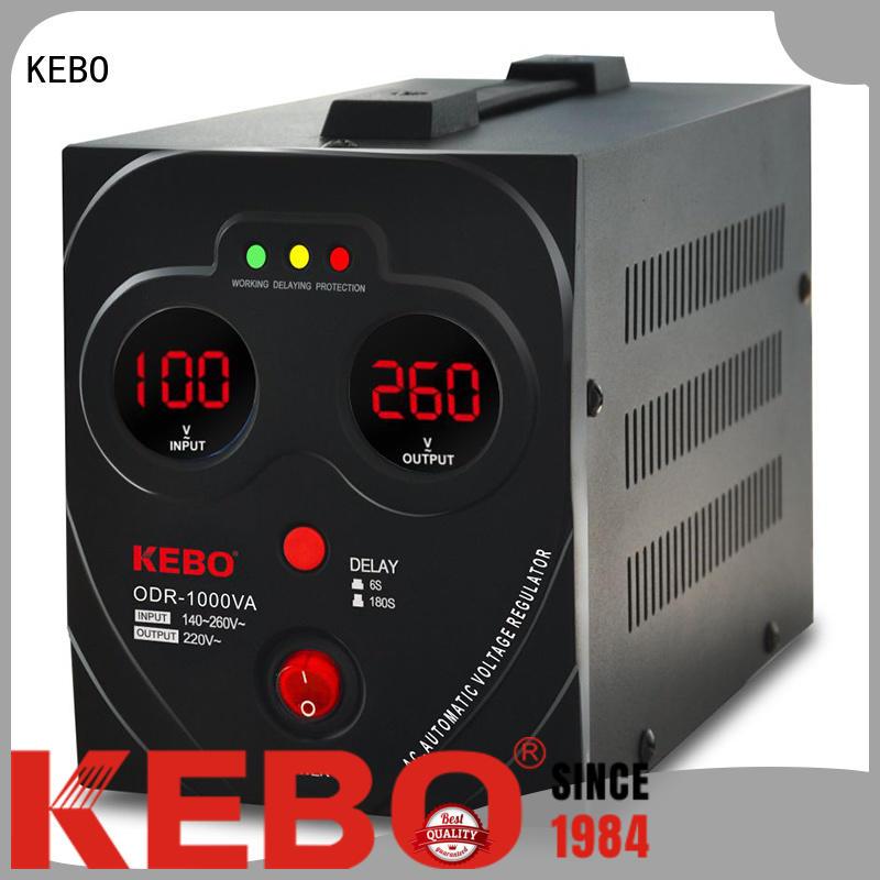 KEBO professional voltage stabilizer manufacturer