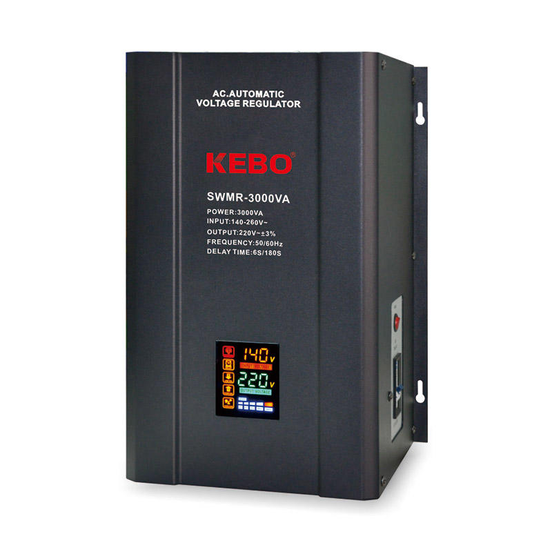 KEBO -Ultra Slim Factory Supply Wallmount Servo Stabilizer | Kebo-2