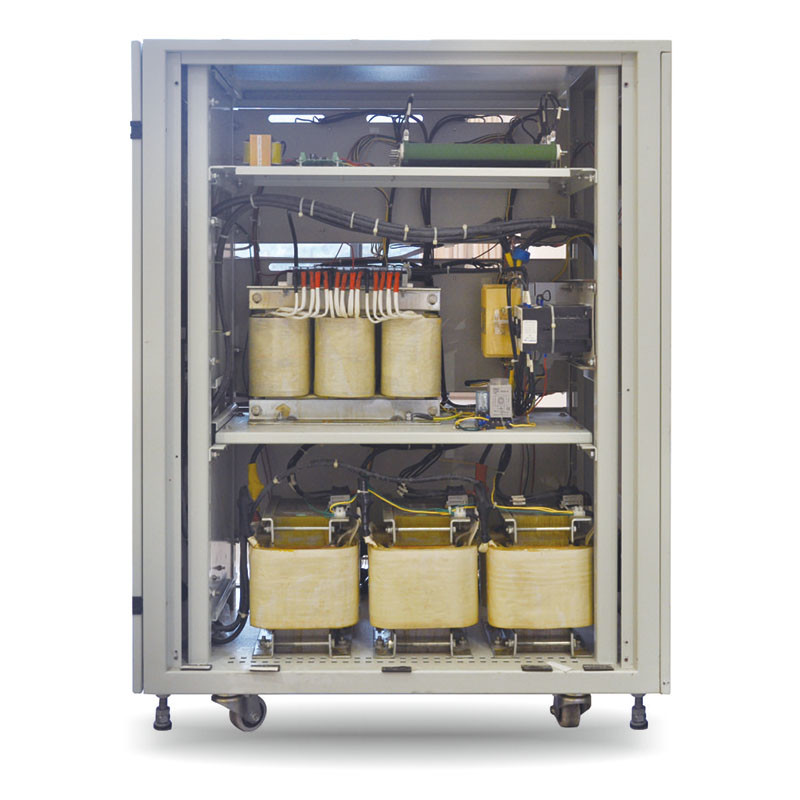contactless phase three pscr 3 phase variac KEBO