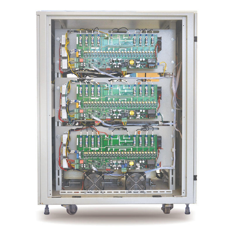 Custom control 3 phase variac efficiency KEBO