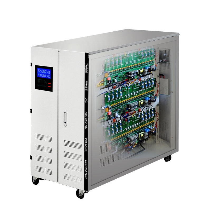 three phase voltage regulator motor efficiency stabilizer KEBO Brand