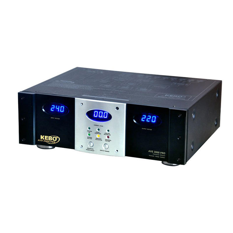 98% High Performance Relay Stabilizer AVS for HI-FI System