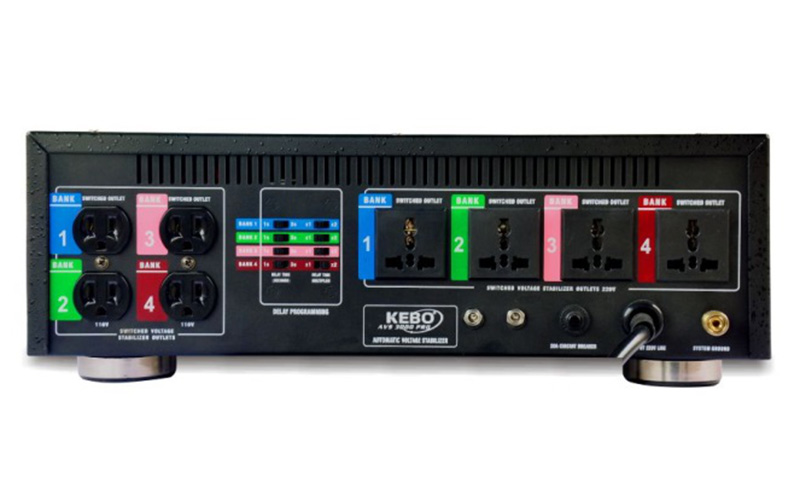 KEBO -Line Voltage Regulator Ac Stabilizer From Kebo Power Supply | Kebo-7