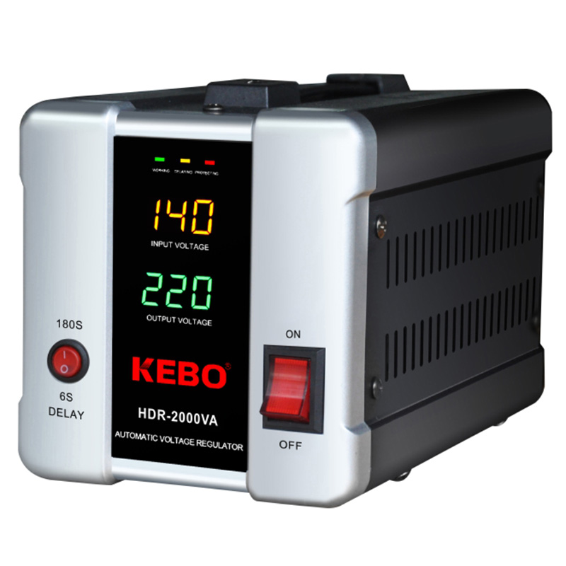KEBO -Automatic Voltage Regulator Relay Type Hdr Series | Kebo-1