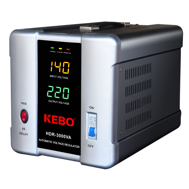 KEBO Latest automatic voltage regulator stabilizer for business for compressors-3