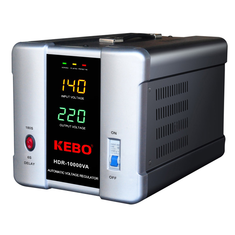 KEBO Latest automatic voltage regulator stabilizer for business for compressors-4