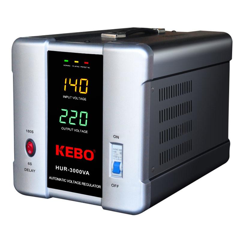 New Desktop Voltage Regulator HUR from 0.5KVA-5KVA