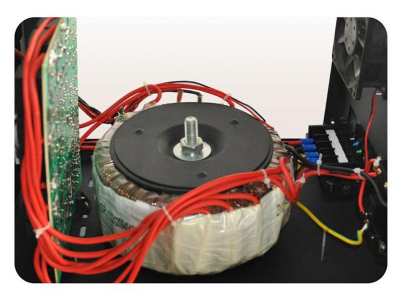 hifi Custom desktop advanced generator regulator KEBO meter