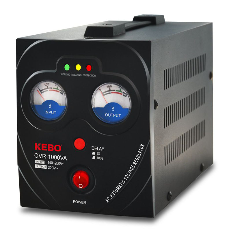KEBO -Manufacturer Of Ac Stabilizer Kebo Factory Supply Avr Metal Case Odr -4