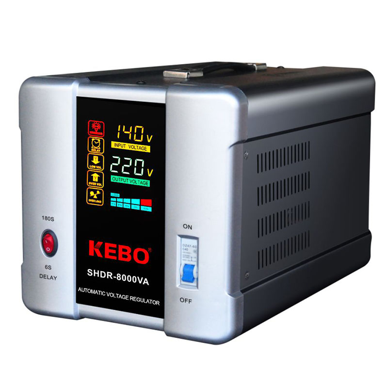 KEBO -voltage stabilizer for ac | Relay Type AVR | KEBO