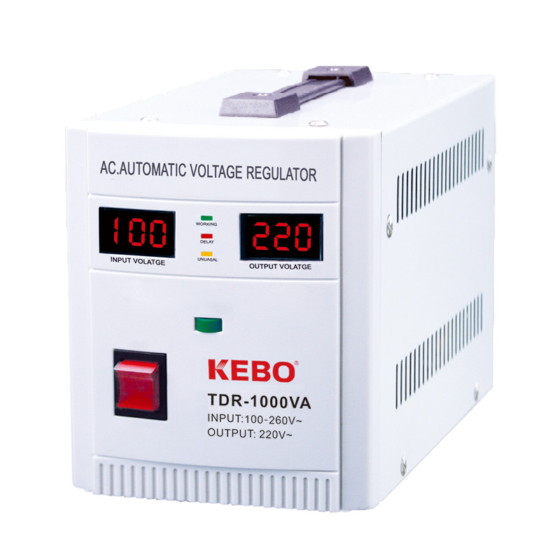KEBO -Industrial Single Phase Relay Type Automatic Regulator Tdr | Kebo