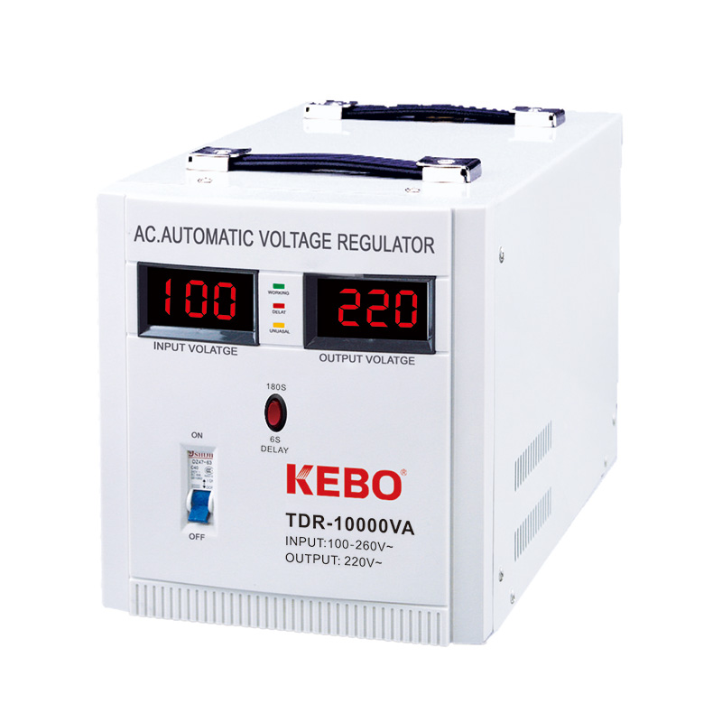 KEBO -Industrial Single Phase Relay Type Automatic Regulator Tdr | Kebo-3