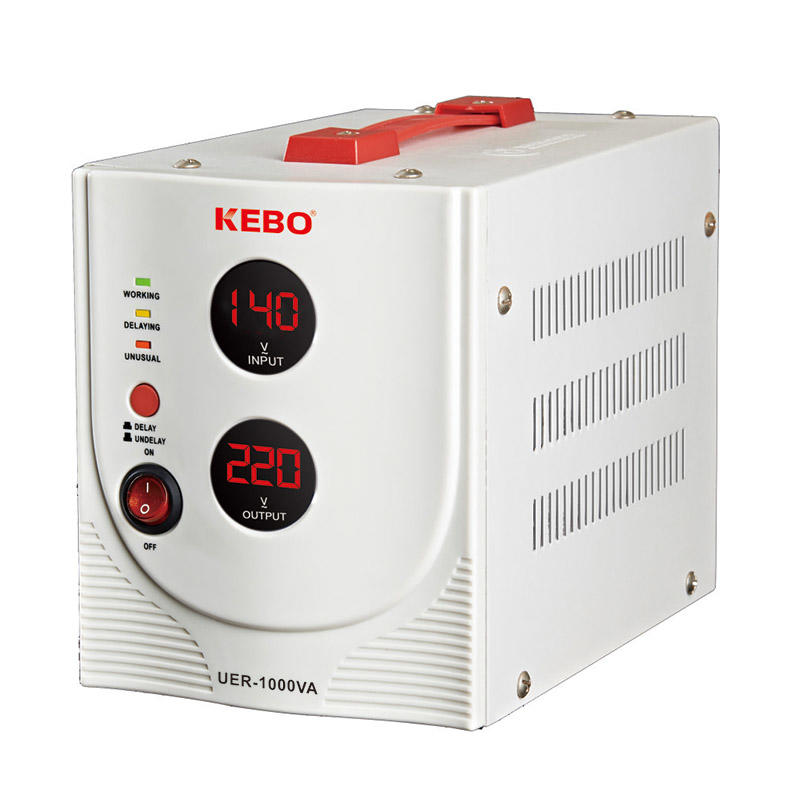 KEBO Brand max display voltage stabilizer for home water supplier