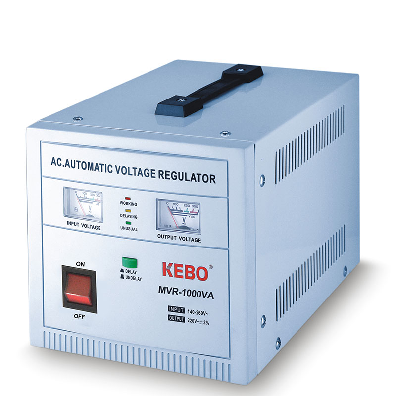 KEBO -Single Phase Servo Stabilizer Mvr Series 140-260v | Kebo-1