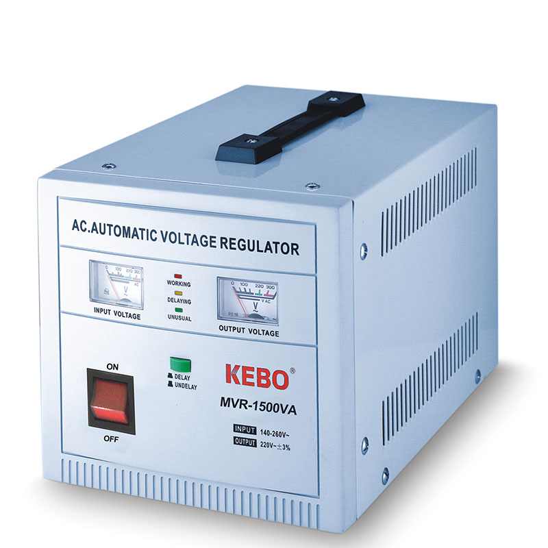 KEBO -Single Phase Servo Stabilizer Mvr Series 140-260v | Kebo-2
