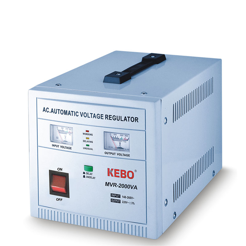 KEBO -Single Phase Servo Stabilizer Mvr Series 140-260v | Kebo-3