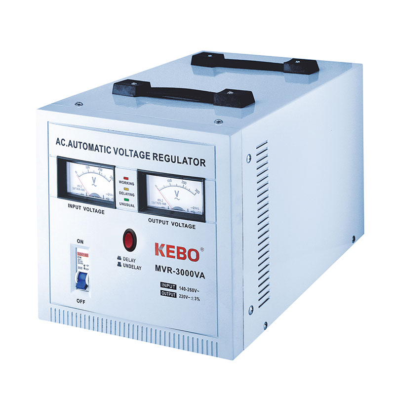 KEBO -Single Phase Servo Stabilizer Mvr Series 140-260v | Kebo-4