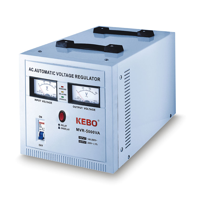 KEBO -Single Phase Servo Stabilizer Mvr Series 140-260v | Kebo-5