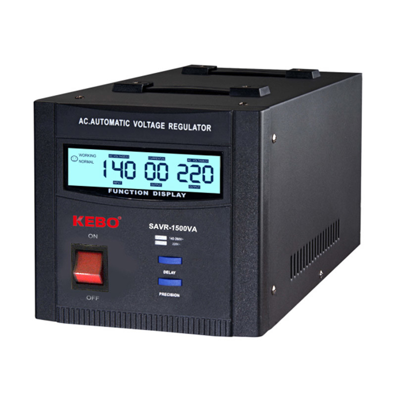 phase voltage servo stabilizer display KEBO Brand company