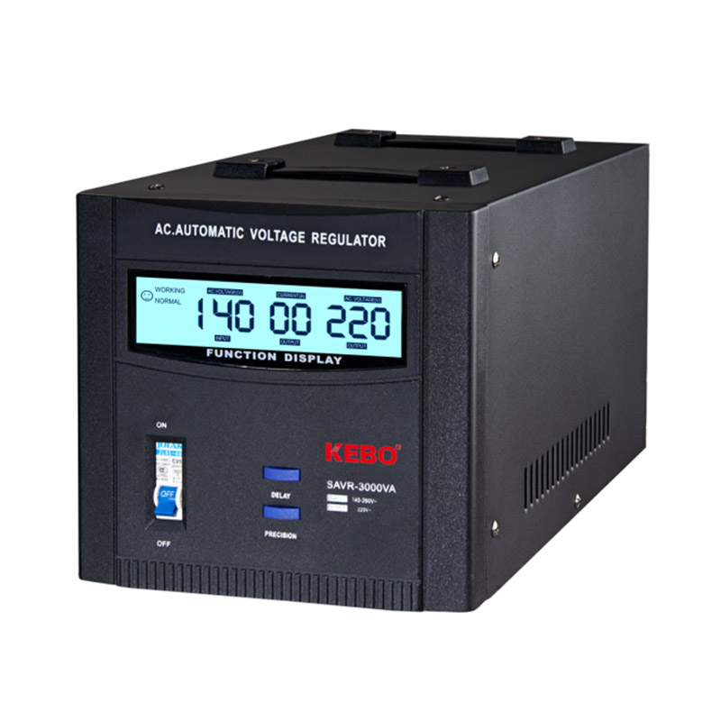 KEBO -Find Servo Controlled Stabilizer Single Phase Servo Voltage Stabilizer-3