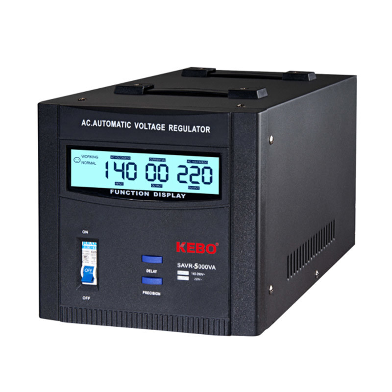 single phase servo voltage stabilizer single servo stabilizer KEBO Brand