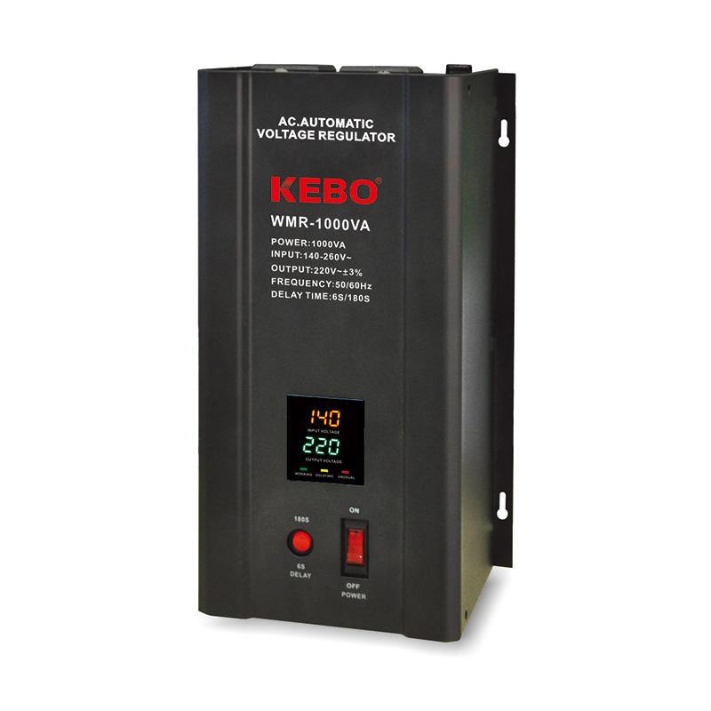 Ultra Slim Factory Supply Wallmount Servo Stabilizer WMR series with 220V/230V Output