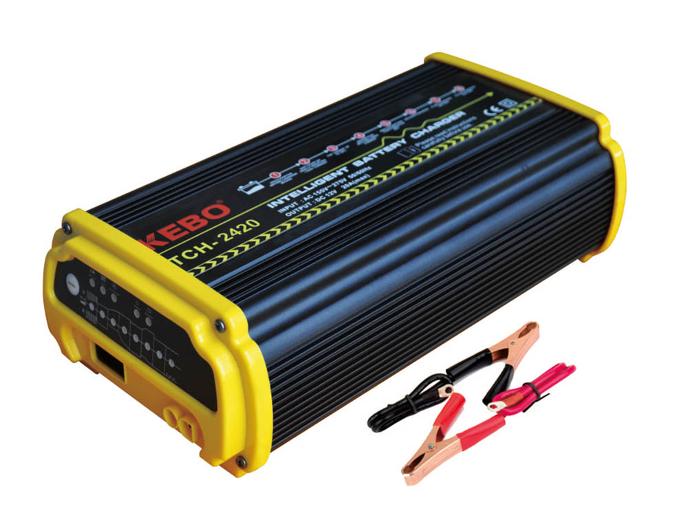 automatic roll around battery charger frequency supplier for industry-6