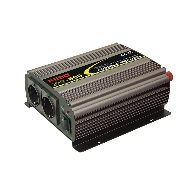 Wall Mount High Efficient Sine Wave DC to AC Inverter with 220V or 110V Output