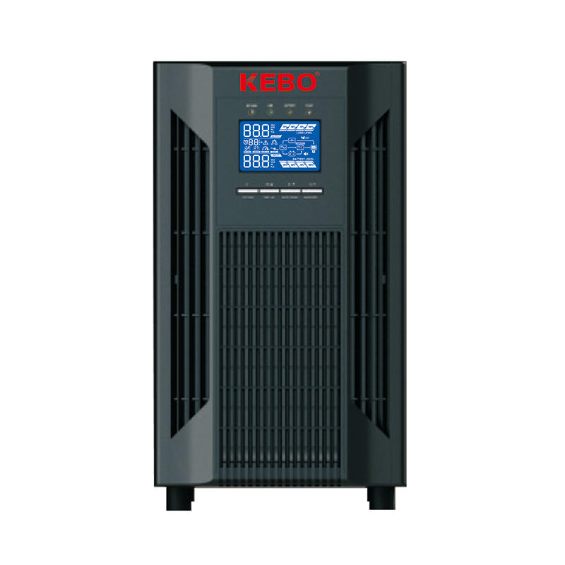High Frequency Online UPS PHT Series 1K-10KVA with Built-In Battery