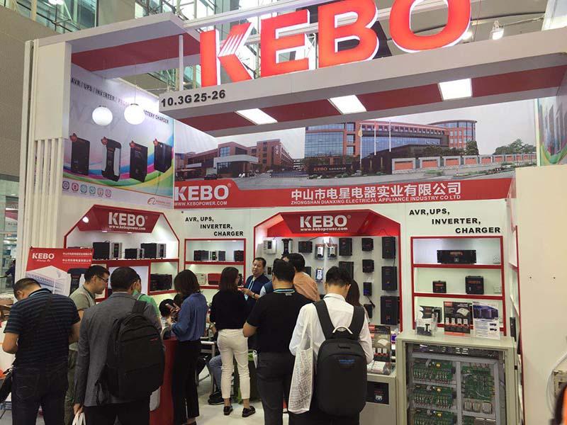 KEBO -2018 Autumn Canton Fair | News On Kebo Power Supply-2