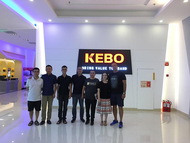 KEBO -2018 Autumn Canton Fair | News On Kebo Power Supply-3