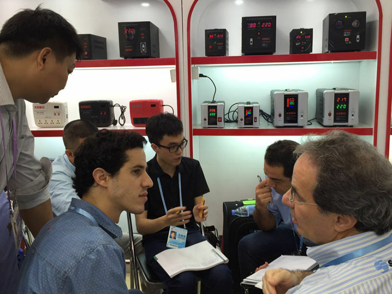 KEBO -Read 2018 Spring Canton Fair News On Kebo Power Supply