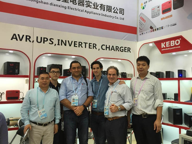 KEBO -Read 2018 Spring Canton Fair News On Kebo Power Supply-1