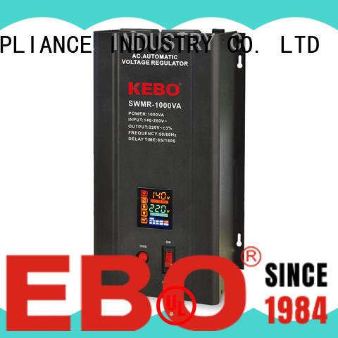 high efficient servo voltage regulator power customized for industry