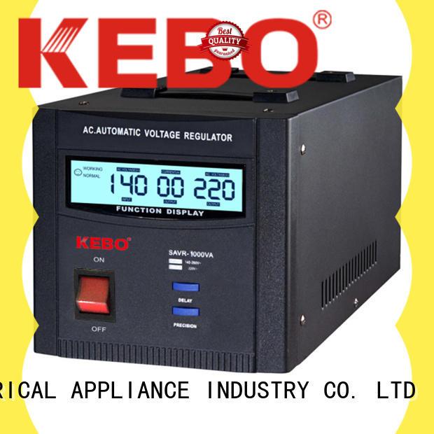 KEBO professional servo voltage stabilizer wholesale for industry