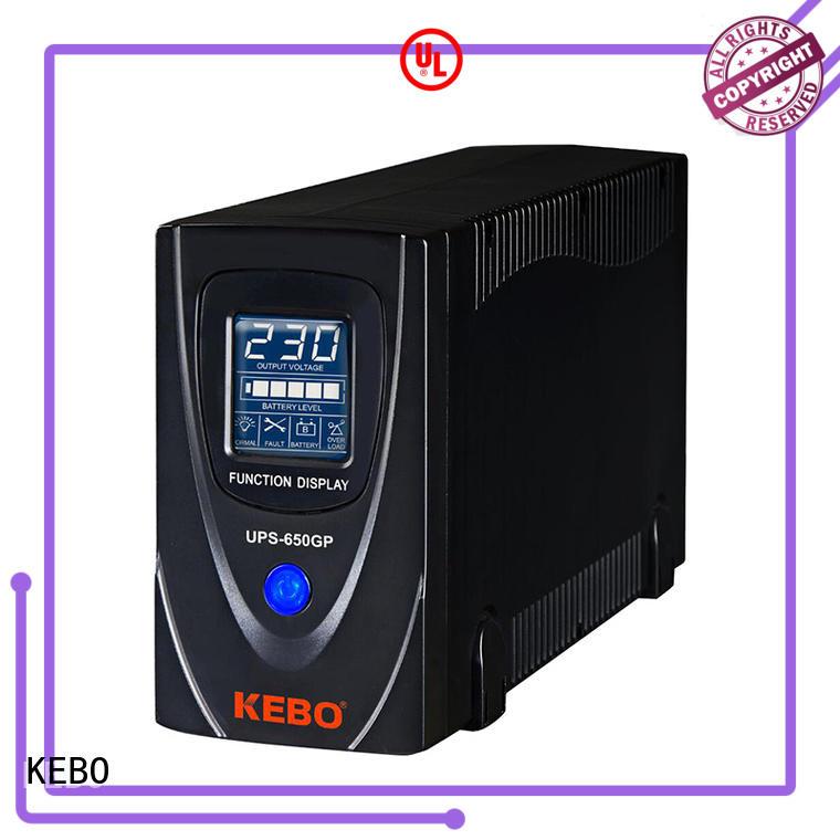 line interactive ups phase input sine KEBO Brand power backup