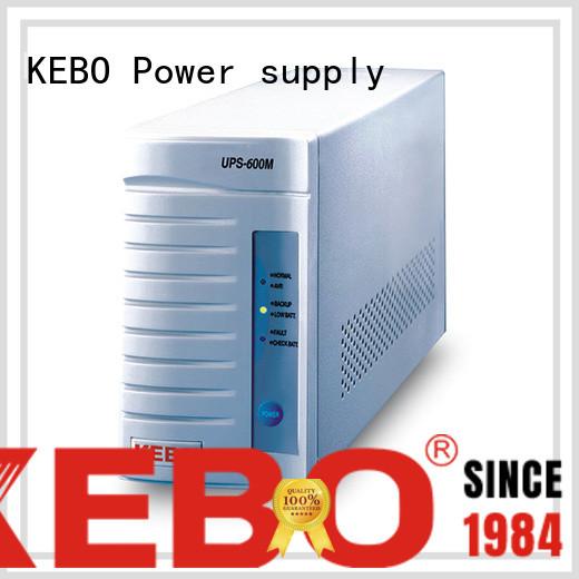 KEBO New uninterruptible power supply calculator factory for indoor