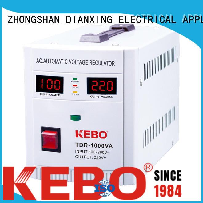 KEBO professional voltage stabiliser supplier for compressors