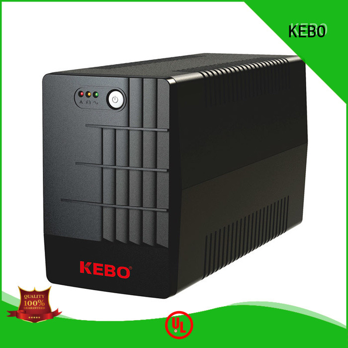 KEBO inbuilt ups unit manufacturer for industry