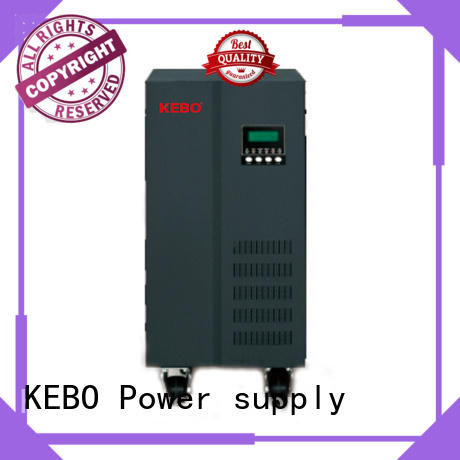 KEBO Brand low wave frequency online ups manufacture