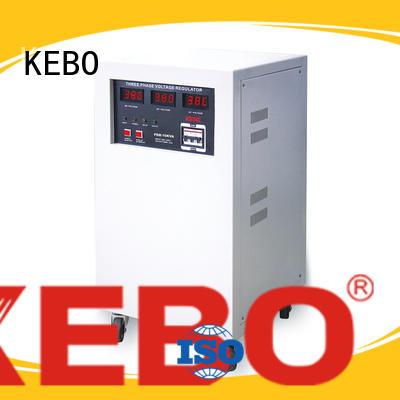 KEBO phase three phase stabilizer supplier for indoor