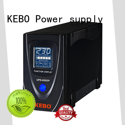 KEBO durable ups unit interactive for different countries use