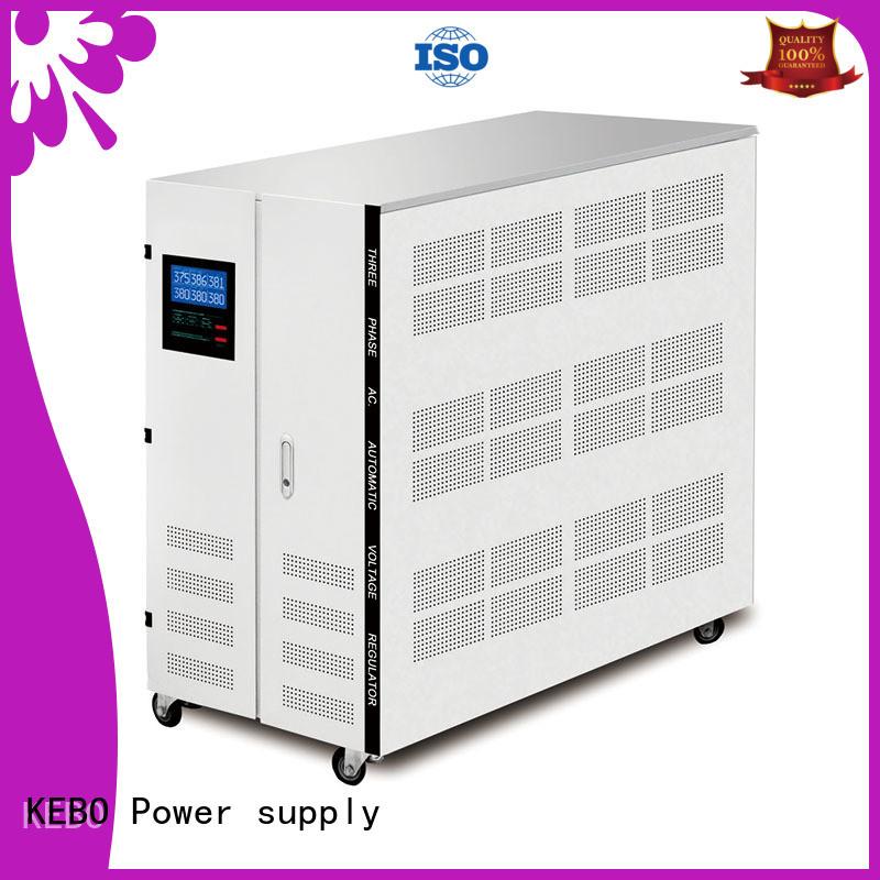 servo control phase KEBO Brand 3 phase variac supplier