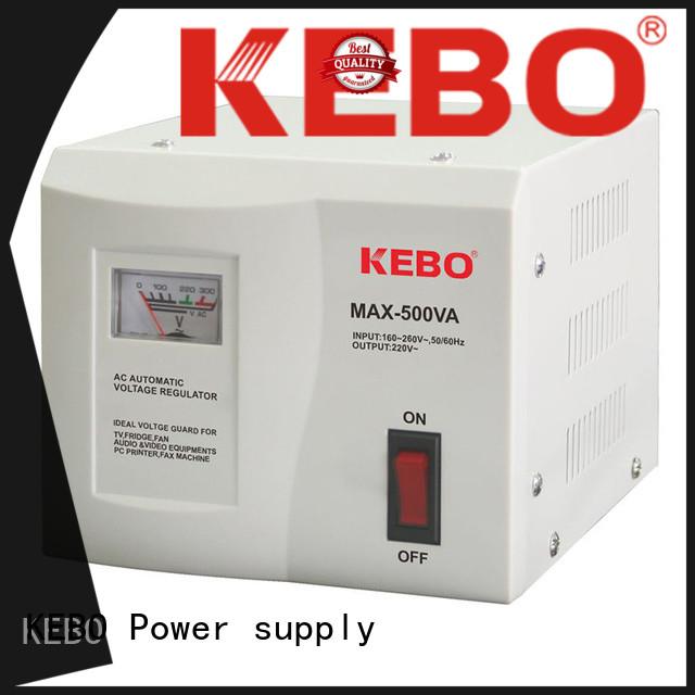 KEBO Latest best voltage regulator for pc customized for compressors